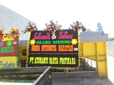 Alicia Florist Pusat Karangan Bunga di Makassar (5)