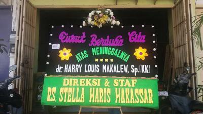 Alicia Florist Pusat Karangan Bunga di Makassar (7)