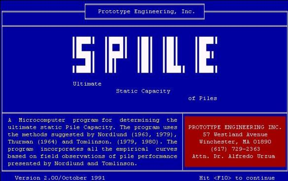Partying Like It's 1987: Running WEAP87 and SPILE (and other