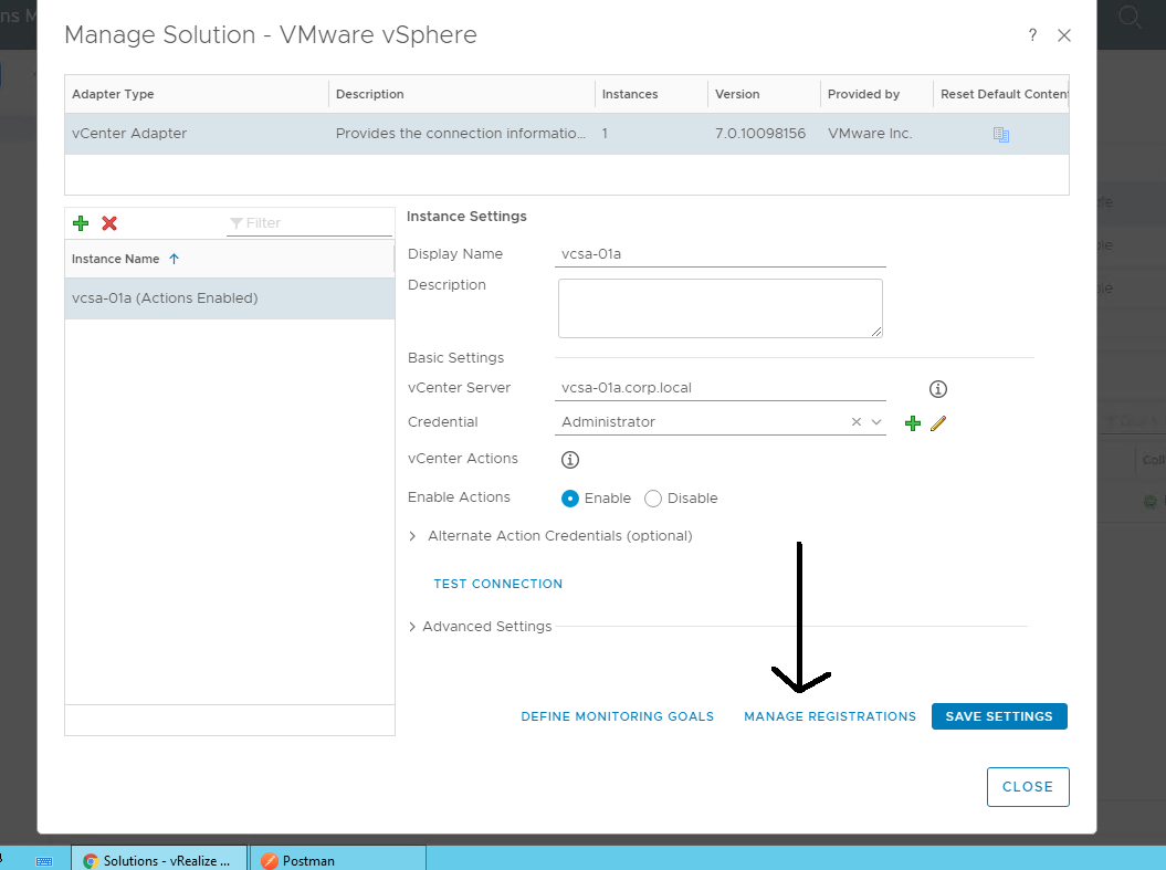 Updating vROps Instance in vCloud Usage Meter - Clouds, etc