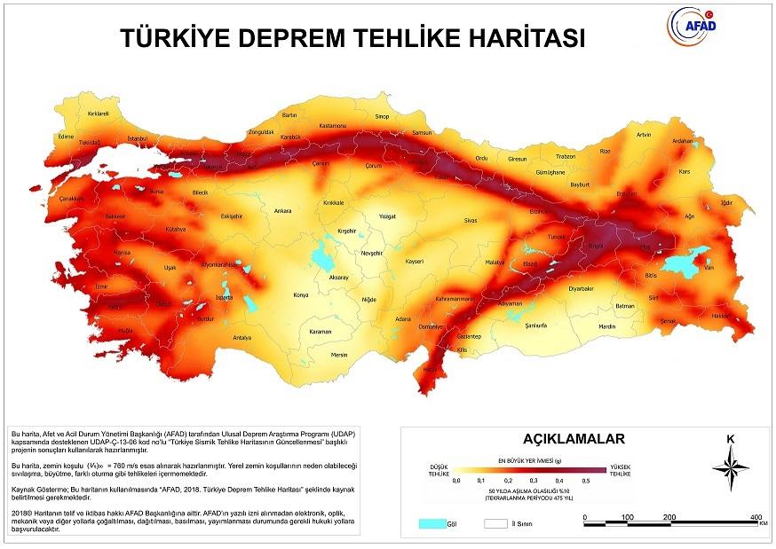 Turkiye-Deprem