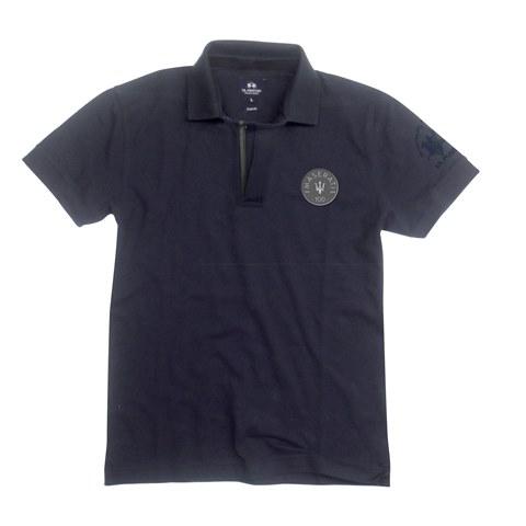 T-shirt  LaMartina/Maserati