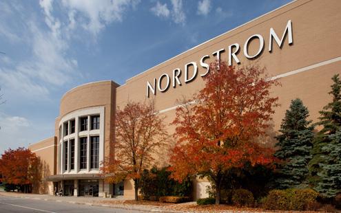 Uno store Nordstrom.