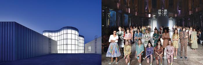 Il Mudec di Milano e la sfilata di Stella Jean nella Sala delle Cariatidi