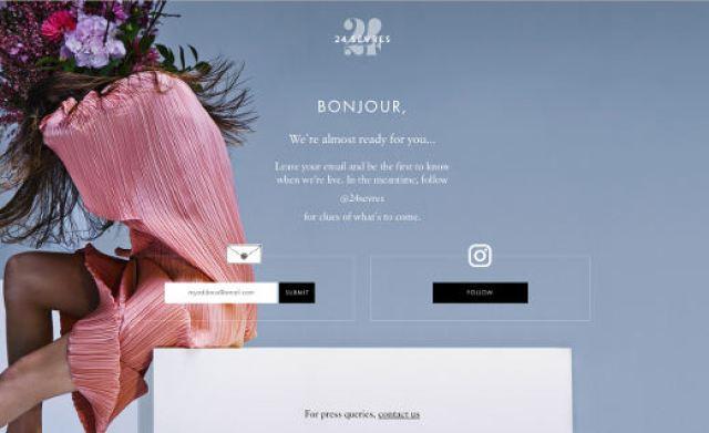 Lvmh alla conquista dell'online con il proprio portale: 24 Sèvres