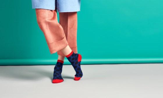 Le calze di Happy Socks fanno 100 mln $ nel 2016