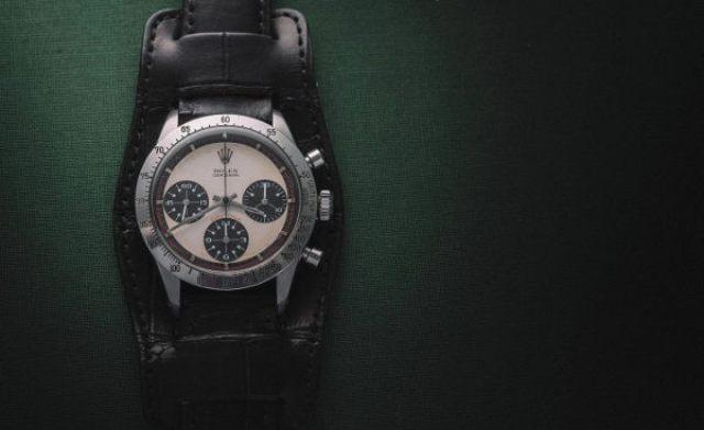 Rolex, record per il Daytona di Paul Newman