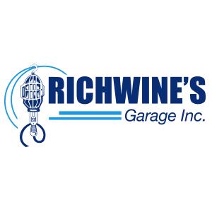 Richwine Garage Logo
