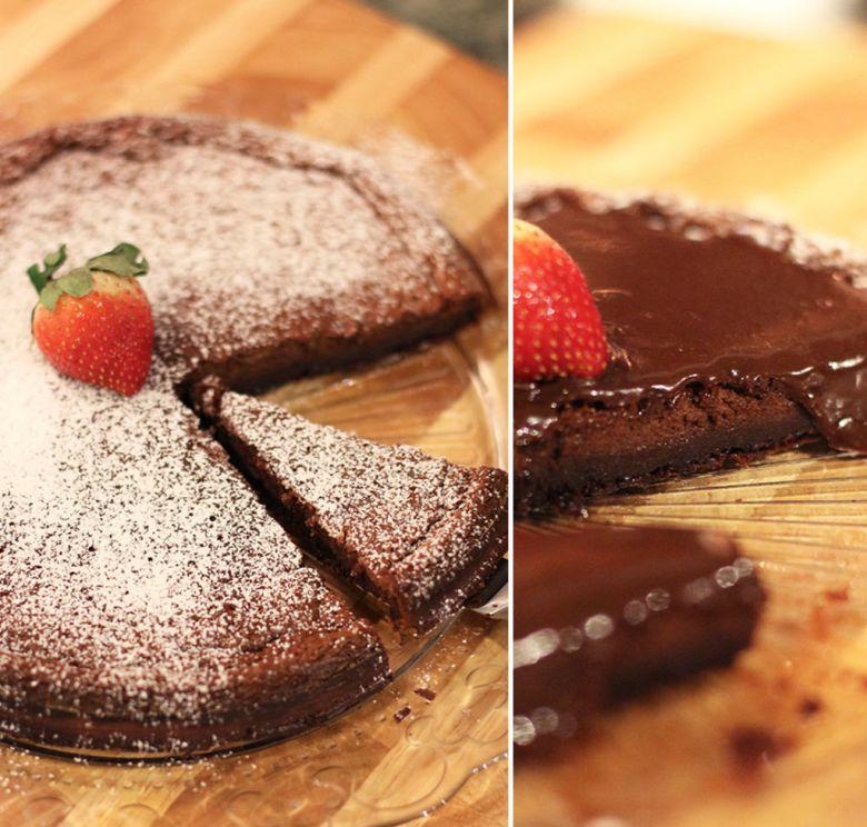 bolo nutella dois ingredientes