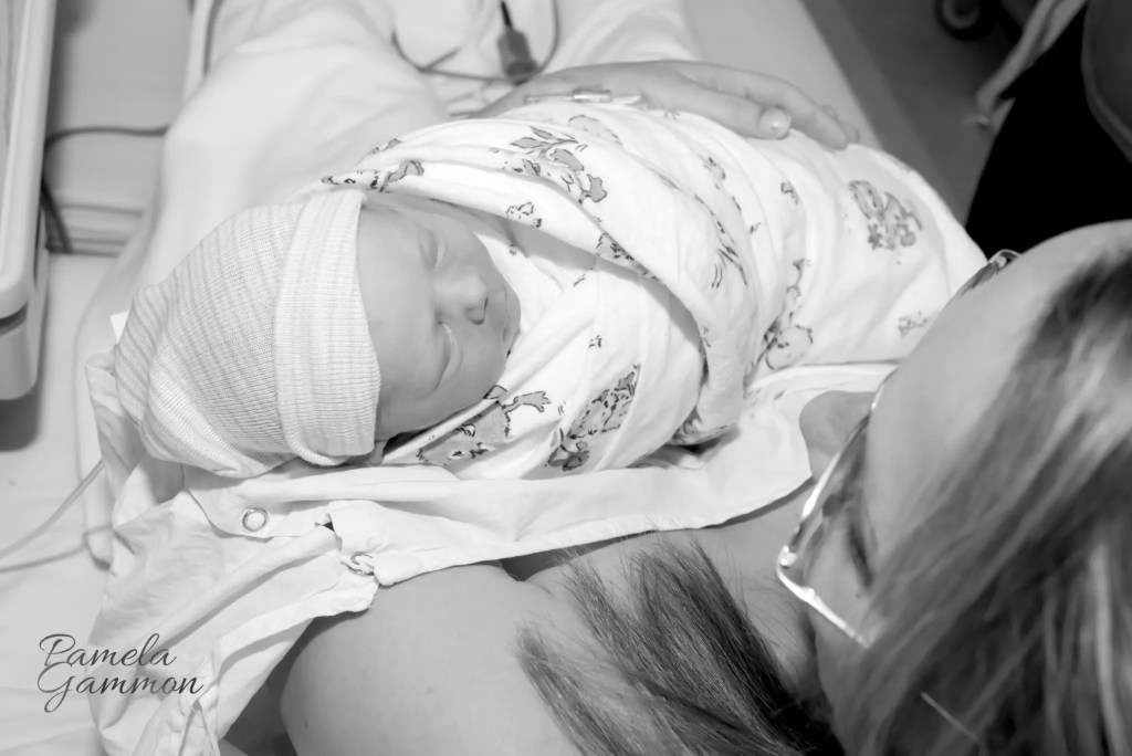 Huntington WV Birth Photography
