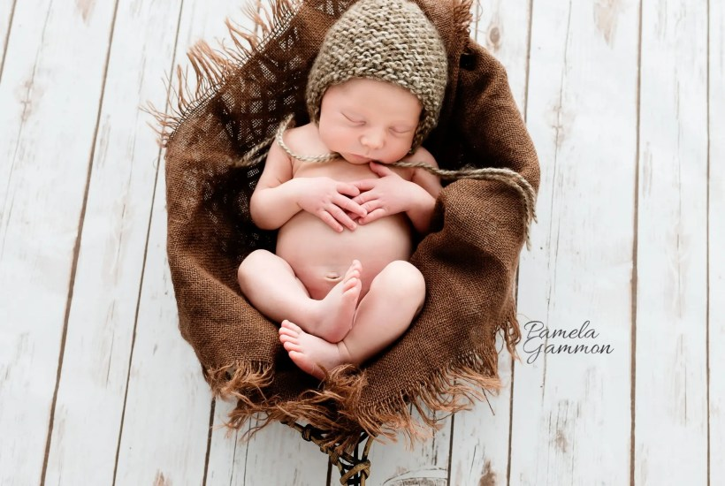 Chillicothe Ohio Baby Photography