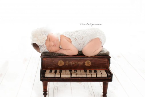 Chesapeake Ohio Newborn Photography