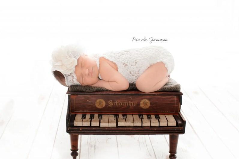 Chesapeake Ohio Newborn Photography