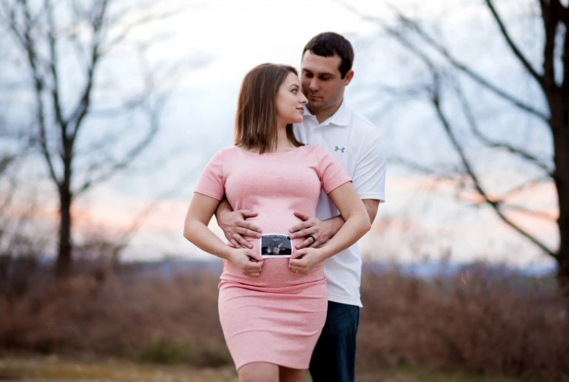 Portsmouth Ohio Maternity Photographer