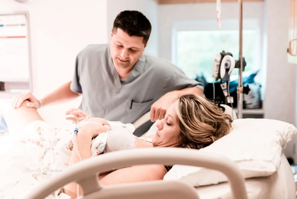Birth Pictures Southern Ohio