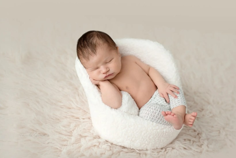 Ashland Ky Newborn Session