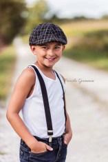 Ohio Child Photography Boy Outside