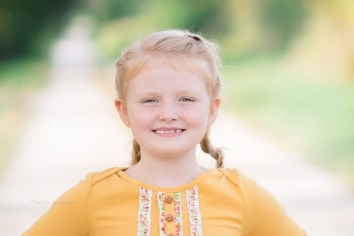 Kentucky Country Girl Child Photography Session