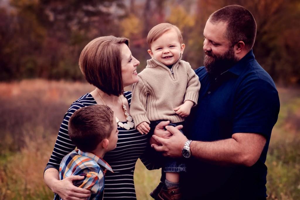 Family Photographer Wheelersburg Ohio