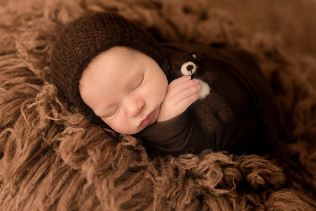 Newborn Boy Photography Ohio
