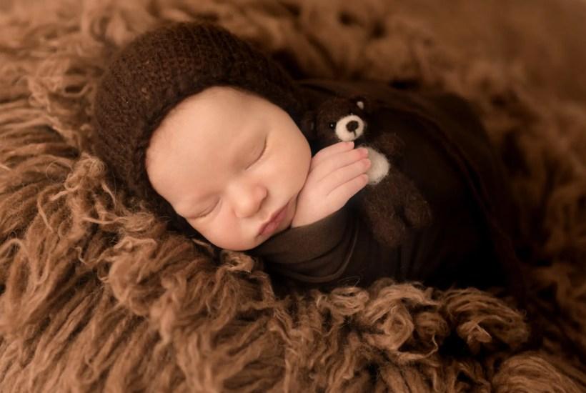 Newborn Boy Photography Ohio