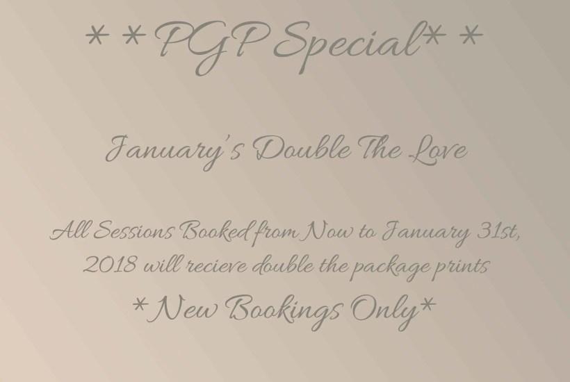 Pamela Gammon Photography Specials