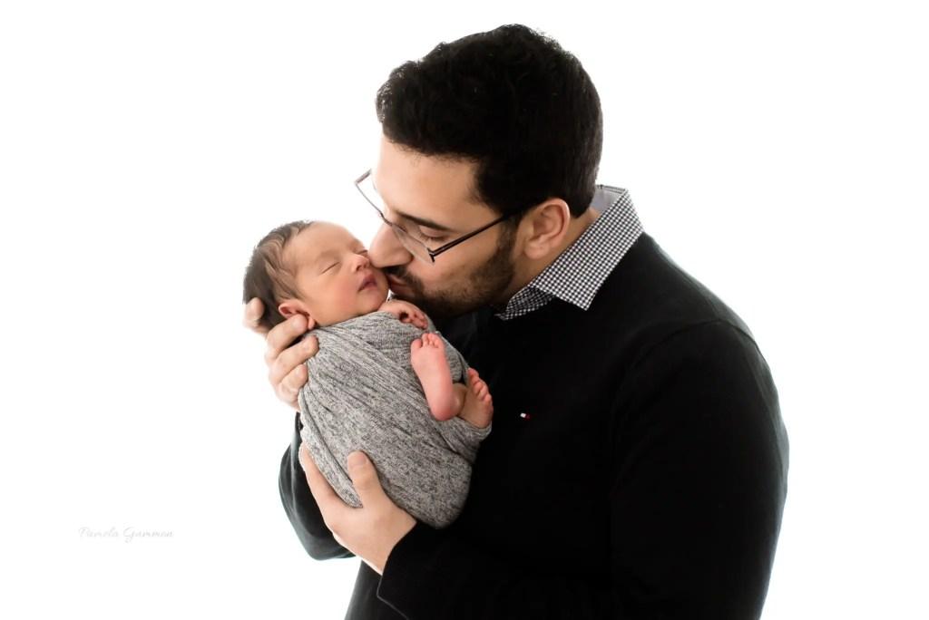 Newborn Dad Pictures