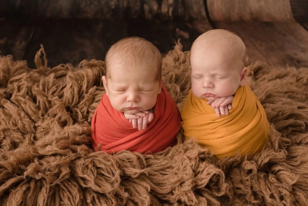 Kentucky Newborn Twin Photographer