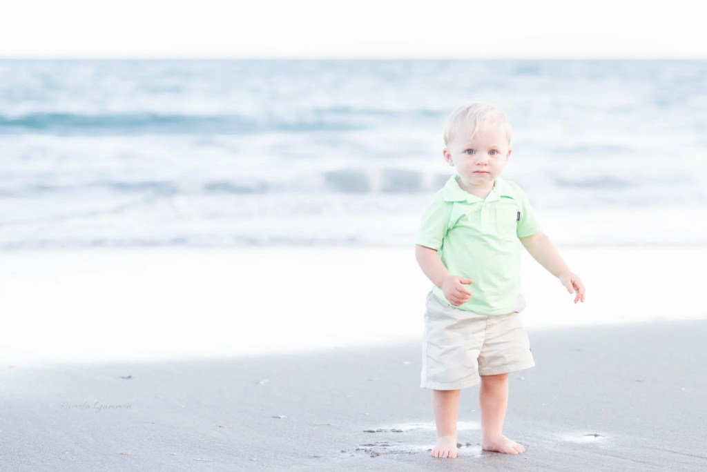 North Myrtle Beach Toddler Photographer