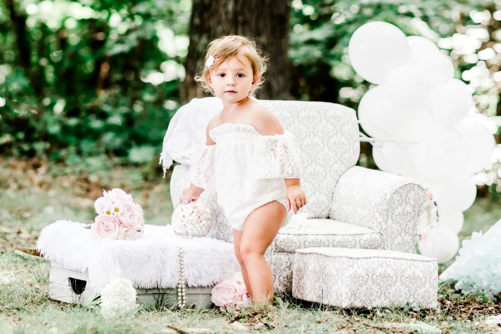 Tea Party Photography Session