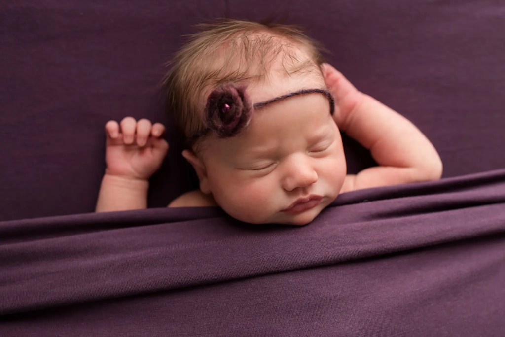 Newborn Photographer Lucasville Ohio