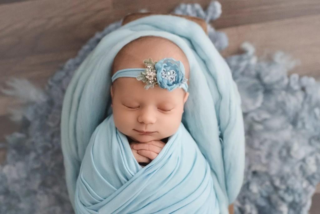 Newborn Photographer Minford OH