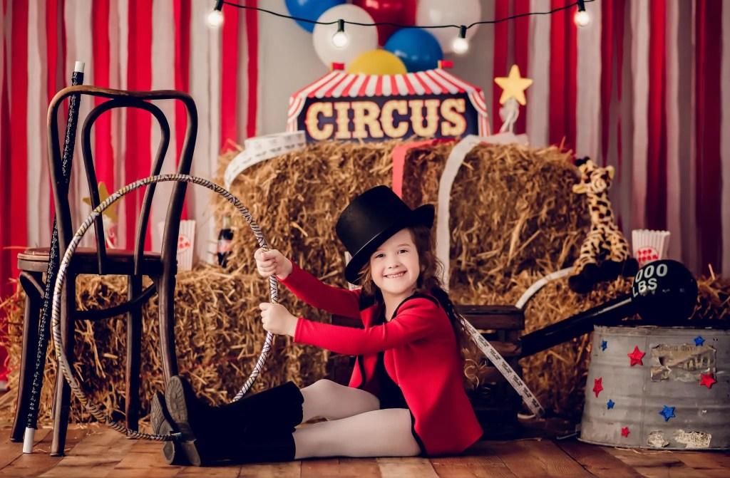 Circus Photography Sessions Studio