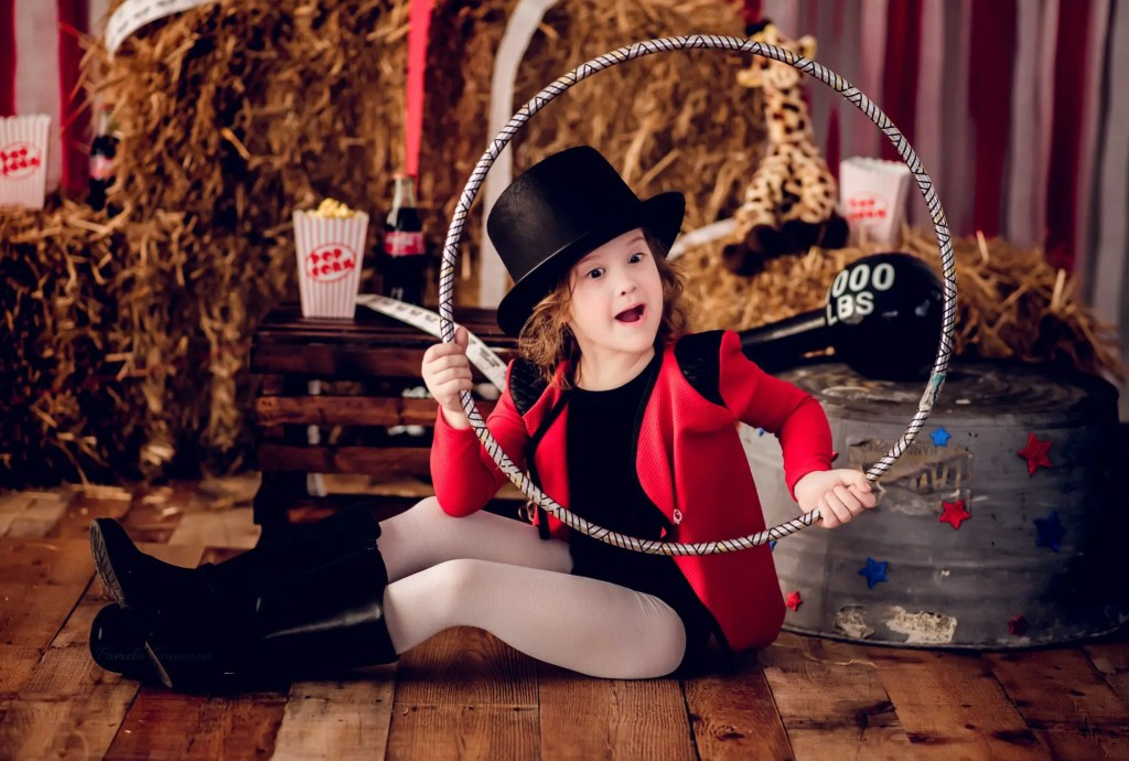 Circus Photography Session