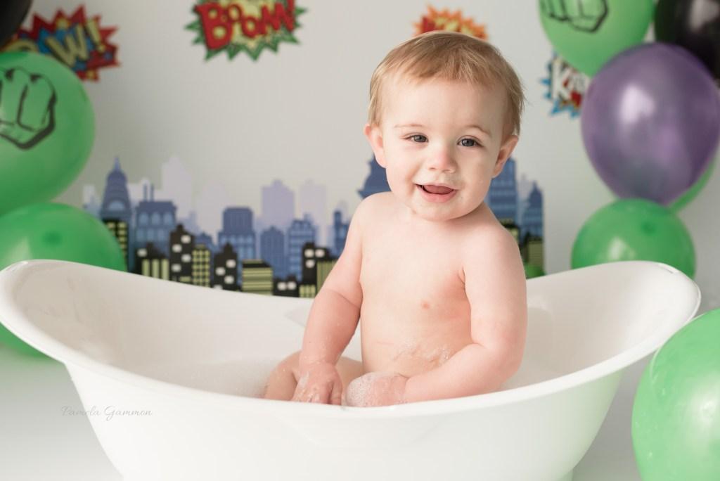 Bubble Bath Session