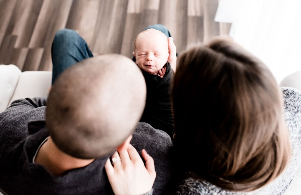Huntington WV Family Newborn Photographer