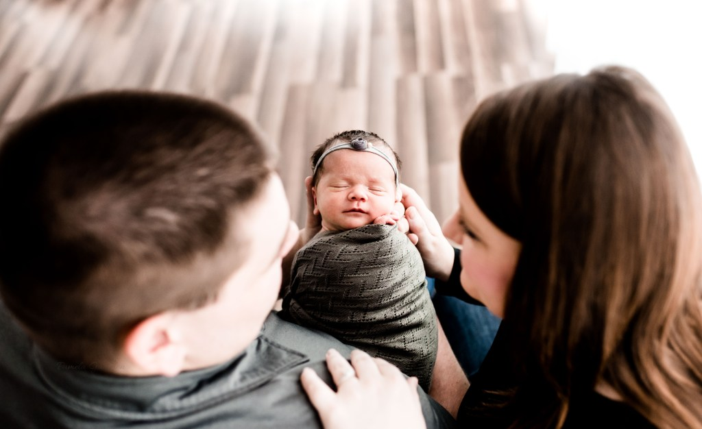 Ky Newborn Girl Session