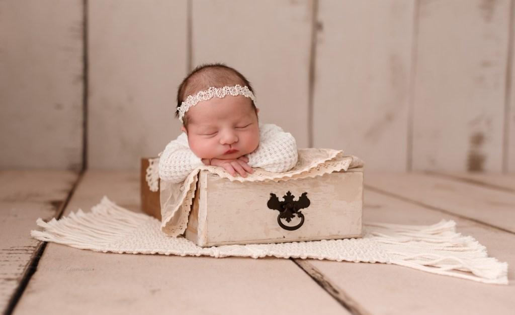 Baby Girl Photography Ohio