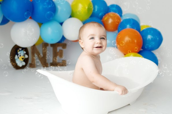 Northern KY First Birthday Session
