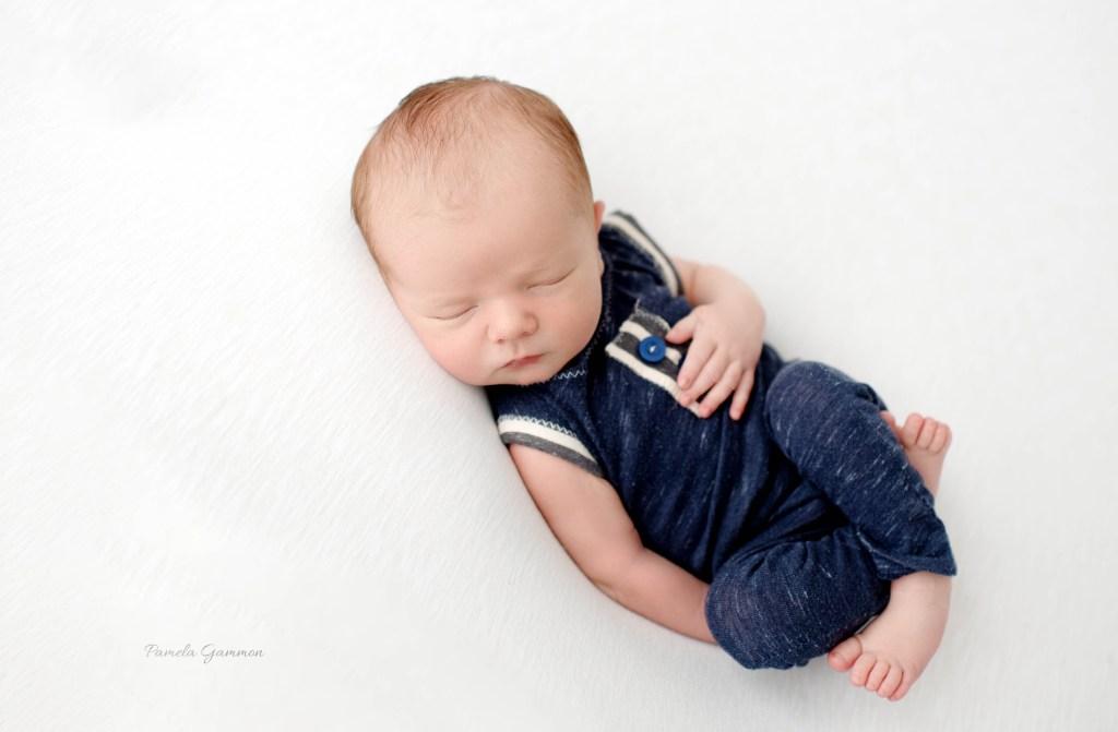 Newborn Boy Photography Flatwoods Kentucky