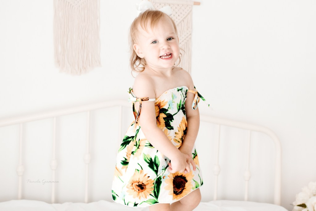 Portsmouth Newborn and Toddler Session