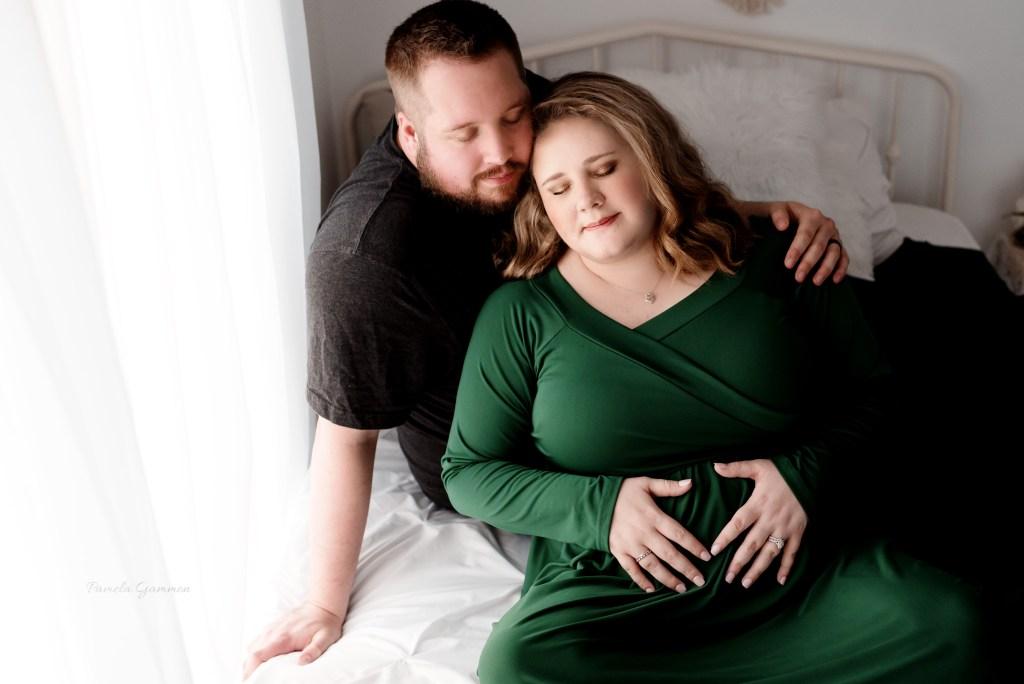 South Shore KY Maternity Photos