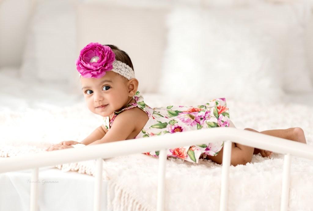 Ashland Kentucky 6 Month Baby Photographer