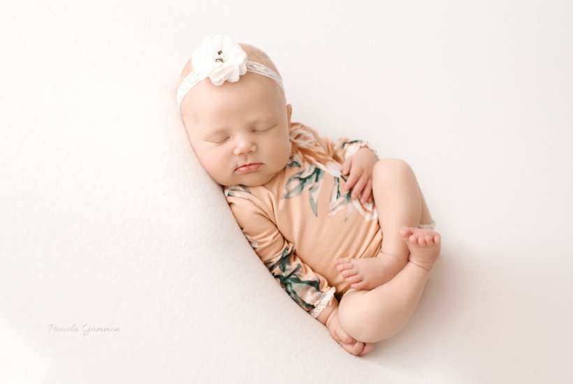 South Shore KY Newborn Session Kentucky