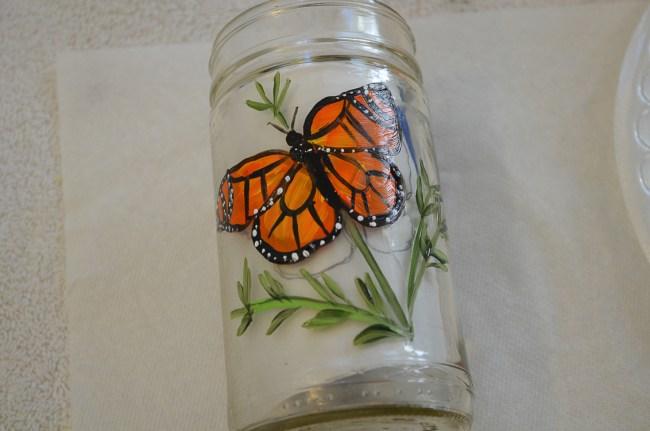 paint Monarchs and Lavender eBook