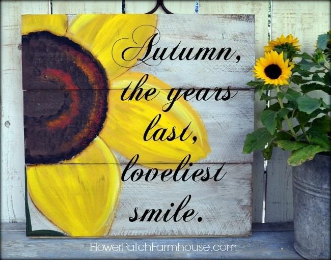 Fun Sunflower Painting Tutorials