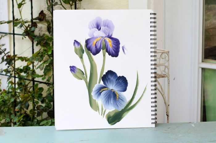 Easy Acrylic Painting Tutorials