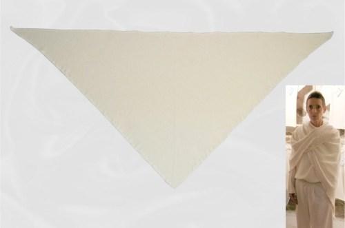 Etole Triangulaire coton bio 235cm