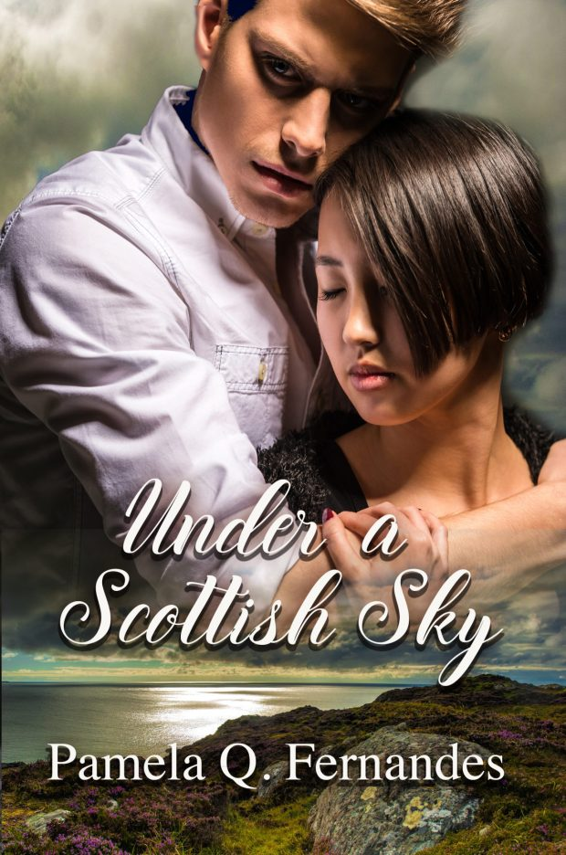 Cover Reveal: Under a Scottish Sky