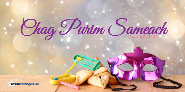 V'nahafokh hu! … 'may everything in this cruel and broken world be inverted, leaving only compassion and random acts of selfless loving-kindness.' #HappyPurim